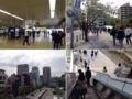 [三田][田町][ラーメン][ラーメン二郎][健康]自称颯爽と田町駅芝浦口(東口)を通過して歩を進めます