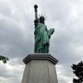 [三田][田町][ラーメン][ラーメン二郎][健康]お台場・自由の女神像