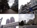 [三田][田町][ラーメン][ラーメン二郎][健康]フジテレビ本社ビル前など、ちょっと不気味なお台場