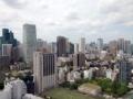 [三田][田町][ラーメン][ラーメン二郎][健康]東京タワー大展望台からの景色もなかなかのもの