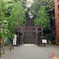 [三田][田町][ラーメン][ラーメン二郎][健康]東京23区で最も高い天然の山、標高25.7mを誇る愛宕山