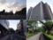 神宮外苑いちょう並木や伊藤忠商事本社ビルあたりから南下