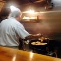 [銀座][東銀座][蕎麦]名物のかき揚げも同じようにカラリと揚げ続けております