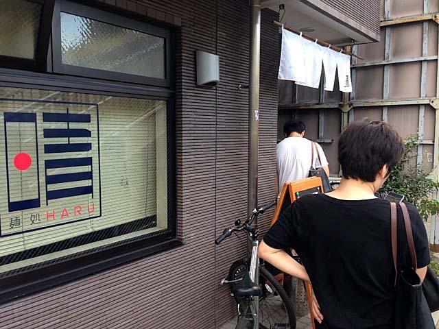 開店前から行列、鶯谷・入谷エリアで人気のラーメン専門店