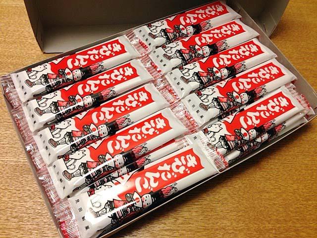 昔なつかしい見田製菓謹製のきびだんご40個