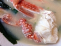 [江ノ島][片瀬江ノ島][和食][丼もの][寿司・魚介類][定食・食堂][居酒屋][漫画][孤独のグルメ]かに入りの場合、かに処理用のウェットティッシュ付き