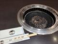 [川崎][焼肉・ホルモン][漫画][孤独のグルメ]四角い鉄板から円形の無煙ロースターに変更