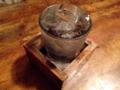 [静岡][和食][おでん][居酒屋][漫画][孤独のグルメ]日本唯一の樽焼酎「朝立誉(あさだちほまれ)」をグビグビ