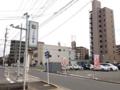[名古屋][ラーメン][油そば]お店は名古屋市営地下鉄東山線・高畑駅から徒歩5分ほど