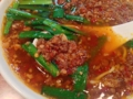 [名古屋][ラーメン][チャーハン][中華]ちょっとひとすくいするだけでひき肉とニラをビッシリ摂取可能
