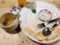[信濃町][四谷三丁目][国立競技場][カフェ・喫茶店][中南米料理][ペルー][漫画][孤独のグルメ]フレホーレスセット完食!(※汚いのでモザイク処理済み)
