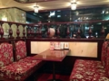 [日暮里][洋食][菓子][カフェ・喫茶店]年季の入ったアンティーク調のボックスシート
