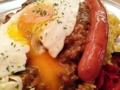 [日暮里][洋食][菓子][カフェ・喫茶店]程よいタイミングで卵黄をプスリ、からのダラダラ~ン