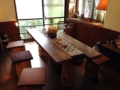 [西日暮里][谷中][パン][コーヒー][カフェ・喫茶店]1名席、2名掛け、相席も考慮された6名掛けテーブル各1卓の計9席