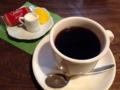 [西日暮里][谷中][パン][コーヒー][カフェ・喫茶店]これがまたホットコーヒーとの相性が抜群なんですわ