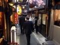[新宿][ラーメン][つけ麺][焼きそば]「ああ、新宿にいるんだなー」って妙に実感する細い路地