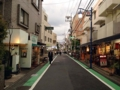 [二子玉川][ラーメン]実はオシャレな飲食店が点在する二子玉川商店街沿い
