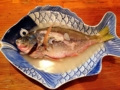 [沖縄][石垣島][和食][寿司・魚介類][居酒屋]沖縄・石垣島の海鮮居酒屋「魚礁 (パヤオ) 」の近海魚のマース煮