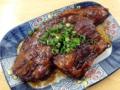 [沖縄][石垣島][沖縄そば][丼もの][定食・食堂]石垣島「明石食堂」の軟骨ソーキ肉1枚