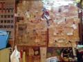[沖縄][石垣島][沖縄そば][おでん][居酒屋]スゴイ数の名刺、ひしひしと漂う愛され度