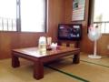 [沖縄][石垣島][沖縄そば][カレー][定食・食堂]さらにその奥に小上がり席があって、合計20名以上収容可能