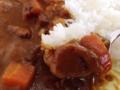 [沖縄][石垣島][沖縄そば][カレー][定食・食堂]素朴ながらも食べ応えしっかりなカレーライス