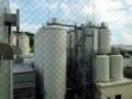 [沖縄][名護][ビール][イベント]冷却した麦汁に酵母を加えて発酵させるための巨大タンク