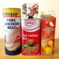 [沖縄][スパム][肉][缶詰][郷土料理][海][旅][イベント][2016]1リットル紙パックとの比較写真