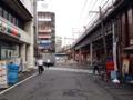 [神田][ラーメン][餃子][中華]JR神田駅北口出たところからも見えるのが中央通り