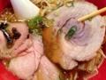 [巣鴨][ラーメン][つけ麺][ミシュラン]重厚さに満ちた豚バラ肉チャーシュー