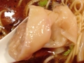 [巣鴨][ラーメン][つけ麺][ミシュラン]「味の箱舟」認定の純血在来種・今帰仁アグー豚の特製ワンタン