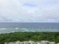 [沖縄][波照間島][菓子][かき氷][カフェ・喫茶店][海][風景][旅][2016]晴れていれば言うことなしの絶景が拝められるとのこと