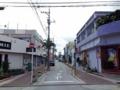 [沖縄][金武][郷土料理][中南米料理][タコライス]アメリカンなムード漂う金武の街並み