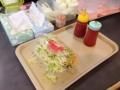 [沖縄][金武][郷土料理][中南米料理][タコライス]イートインなのにテイクアウトな見た目のブツ