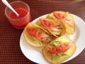 [沖縄][宜野湾][郷土料理][中南米料理][タコス]シンプルだから一層ウマイと感じる「メキシコ」のタコス1人前