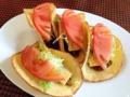 [沖縄][宜野湾][郷土料理][中南米料理][タコス]「女性でも1人前はペロリとイケちゃいますよ」とのことで、おかわり