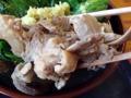 [沖縄][北谷][定食・食堂][郷土料理]骨の周りについた肉って美味しいじゃないですか