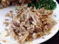 [沖縄][北谷][定食・食堂][郷土料理]シコシコと骨から身をこそげ落としまして