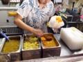 [沖縄][恩納村][菓子][かき氷][カフェ・喫茶店]これでもかと南国フルーツをぶっかけてくれます