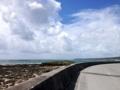 [沖縄][南城][奥武島][天ぷら]海沿いで絶好の景色を堪能しながらガヴリ&グビリするのも乙