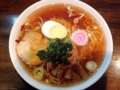 [新宿][ラーメン][肉まん]ノスタルジックな雰囲気漂う新宿「光来」の中華そば400円
