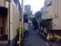 [西麻布][六本木][ラーメン][丼もの]周辺は当たり前のように閑静な住宅街