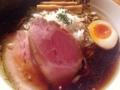 [西麻布][六本木][ラーメン][丼もの]麗しのレア豚チャーシューが2枚