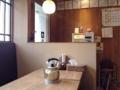 [船堀][ラーメン][カレー]カウンター8席、4名掛けテーブル2卓の計16席
