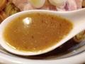 [深川][門前仲町][清澄白河][ラーメン][餃子][丼もの]2016年に入りニボニボ感が増した魚介系醤油スープをズビビビビ
