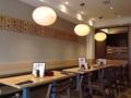 [麻布十番][おでん][定食・食堂]2階はテーブル11卓の計22名席@麻布十番「福島屋」