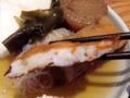 [麻布十番][おでん][定食・食堂]さつま揚げのピュアホワイトっぷりに拍車が@麻布十番「福島屋」