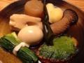 [麻布十番][おでん][定食・食堂]麻布十番の老舗「福島屋」のおでん盛り合わせ
