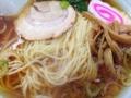 [鶯谷][入谷][ラーメン][餃子][チャーハン][中華][定食・食堂]JR鶯谷駅徒歩0分の老舗町中華「大弘軒」のワンコイン醤油ラーメン