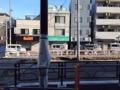 [牛込柳町][曙橋][新宿][ラーメン]目の前の大通りは外苑東通り@牛込柳町「中華そば 葉山」